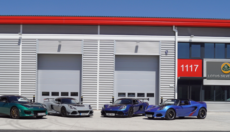 Expansion at Silverstone Park for 'engineering marvel' Lotus