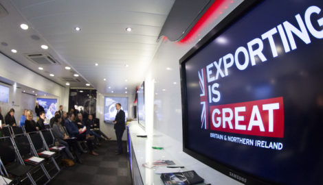 Department for International Trade confirms second Silverstone Park visit