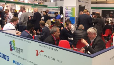 Silverstone Park joins Tech Cluster on Advanced Engineering Show's VIP Lounge