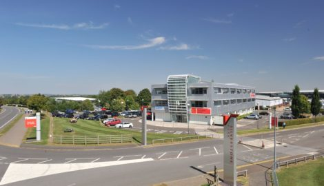 Silverstone Park shortlisted for UKSPA awards
