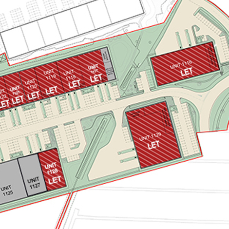 New Industrial Units, Silverstone Park
