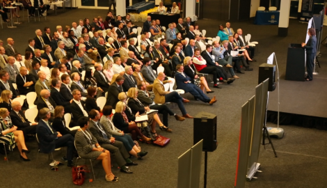 Key economic message delivered at SNC & 'World Class Heartland' forums