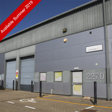 Unit 2270, Available 2019, Silverstone Park