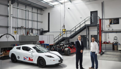 Grant Thornton '100 Faces' accolades for Delta Motorsport founders