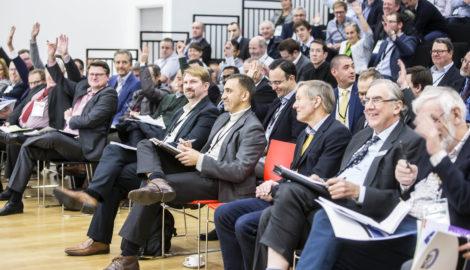 Senior figures hail Silverstone Park as top industry event venue