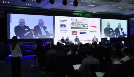 Silverstone Park begins 2019 business networking at MIA's EEMS Conference