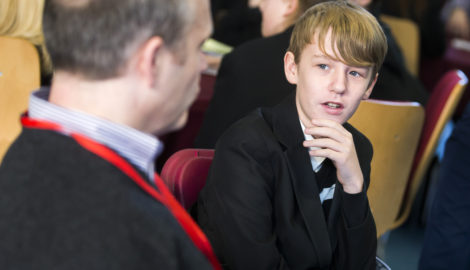 Inspiration for Innovation achieves a further 3,000 'positive interactions' with local students