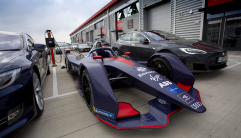 Expansion at Silverstone Park for Envision Virgin Racing