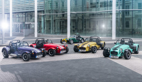 Further expansion for Lotus Silverstone with addition of new Caterham dealership