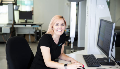BLOG: Claire Waterson, HMI, Silverstone Park Metrology Facility