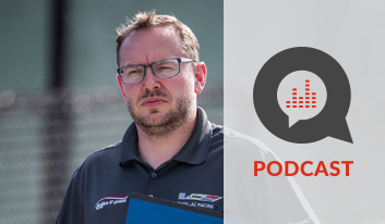 PODCAST: Simon Dowson, MD, Delta Motorsport