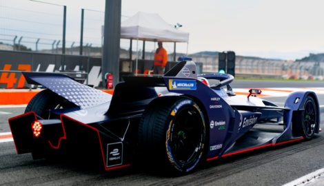 FIA sustainability award makes Envision Virgin Racing 'greenest team on the greenest grid'