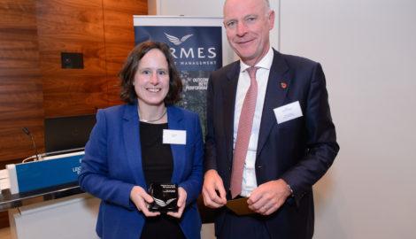 School career pathways project earns Hermes Real Estate community award