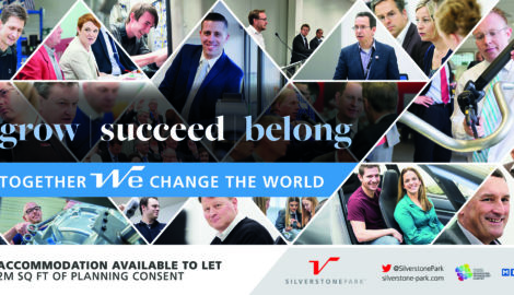 Brand evolves with new 'Grow | Succeed | Belong' message