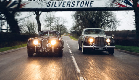 Electric classic car convertor Lunaz expanding rapidly at Silverstone Park
