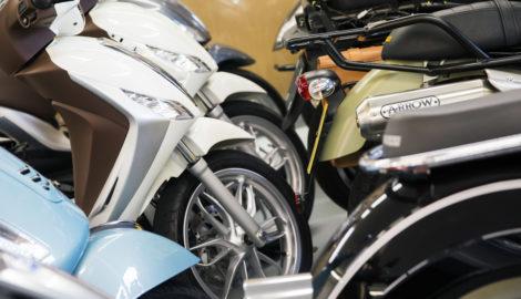 Spyder Motorcycles