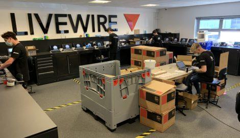 Livewire premises, Silverstone Park