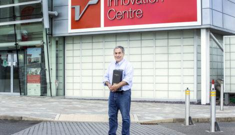Alan Docking, 40 years at Silverstone Park