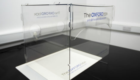 Oxford Box medical device, One Group Engineering