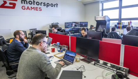 Silverstone Park business to develop new BTCC touring car video game