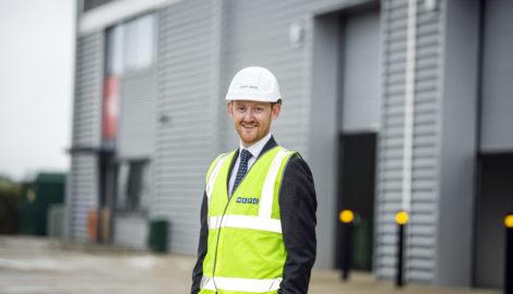Silverstone Park letting agent surveyor shortlisted for prestigious award