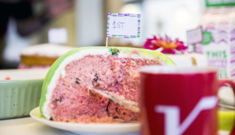 Silverstone Park continues MacMillan Coffee Morning support
