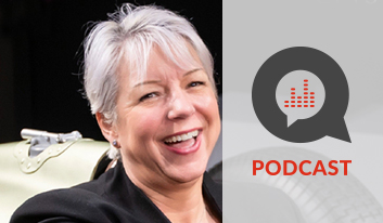 PODCAST: Julie Stewart, TD Group