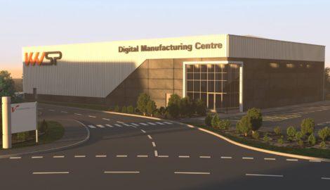 KWSP's Digital Manufacturing Centre, Silverstone Park