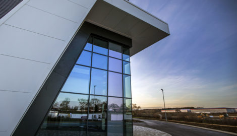 Sustainability factored in to popular new Silverstone Park industrial development