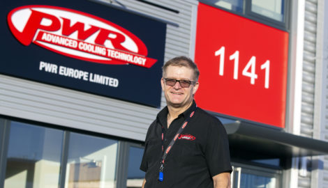 PWR to increase premises & begin recruitment drive as part of European expansion