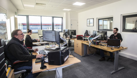 "Advanced engineering business PWR ""feeling right at home"" in new Silverstone Park premises"