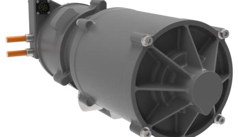 Hybrid flywheel systems helping cut inner city construction & highways emissions