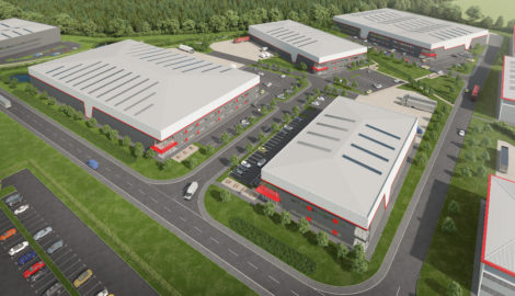 New brochure highlights exciting pre-let, 'build to suit' options for businesses