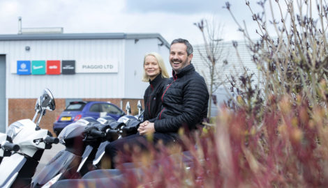 Moped scheme to empower workers & young people with independent transport
