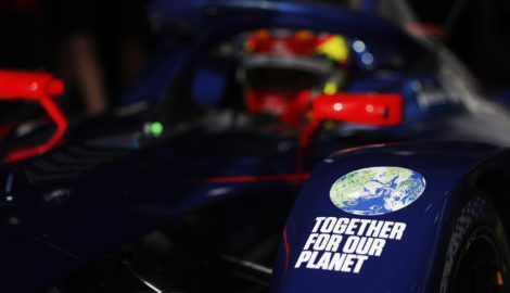 Envision Virgin Racing partners with government's COP26 climate campaign
