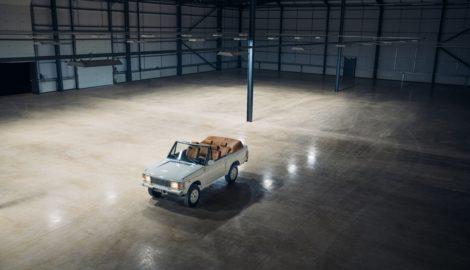 Electric classic car specialist Lunaz teases new Silverstone Park HQ image