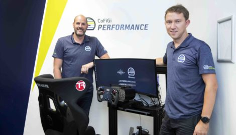 Motorsport & business 'neural efficiency' specialist locates to Innovation Centre