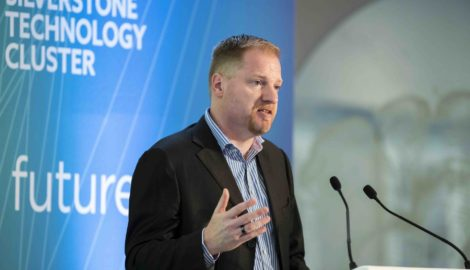 Major tech names gather to engage with Silverstone Technology Cluster businesses