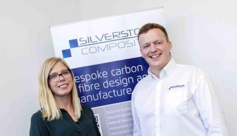 Revolutionary carbon-composite manufacturer locates to Silverstone Park